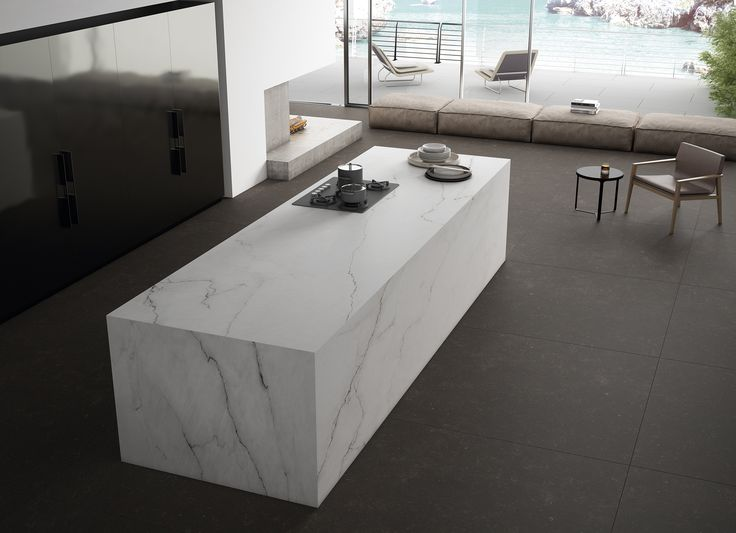 Linetops, is a high performance porcelain Slab, manufactured with the  finest raw materials. Linetop provides an outstanding size in 6  contemporary designs.