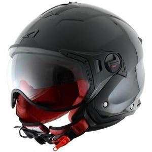 Casque Moto Scooter ASTONE MiniJet Sport Casque Jet Noir