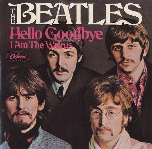 Today in 1967 The Beatles released 'Hello,... | Modernauta