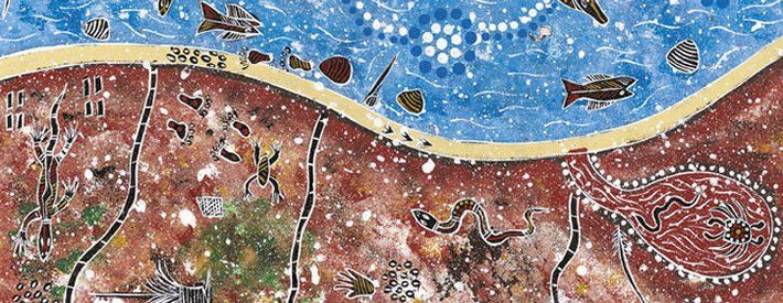 Aboriginal art for kids – Warrumbungle | Kids Activities Warrumbungle National Park | Go Play