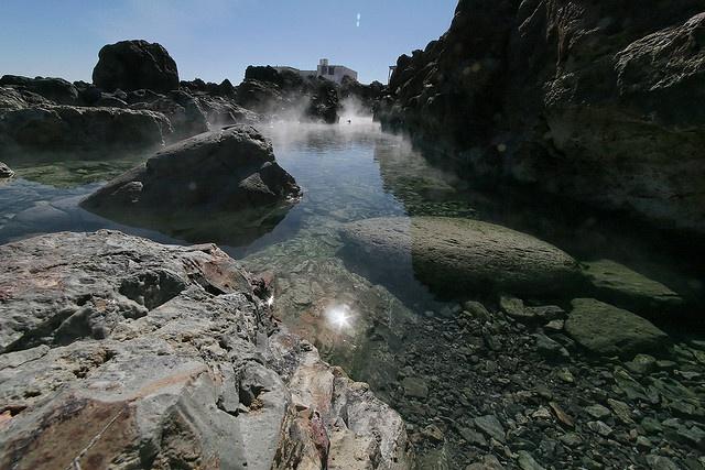 Resultado de imagen para aguas termales Puertecitos