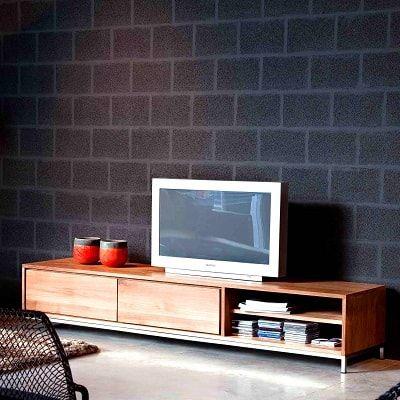 tv rack wei finest wei hausdesign tv rack fr ecke schrank. Black Bedroom Furniture Sets. Home Design Ideas