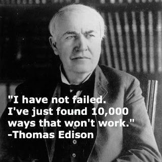 Oh yes! Thomas Edison