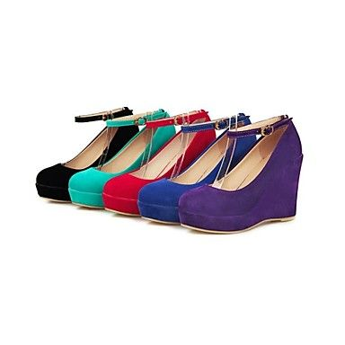 damesschoenen ronde neus sleehak pumps schoenen meer kleuren beschikbaar - EUR € 31.81