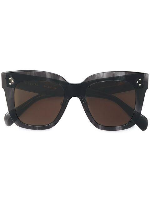 255c9e5edf3 Céline Eyewear Square Sunglasses