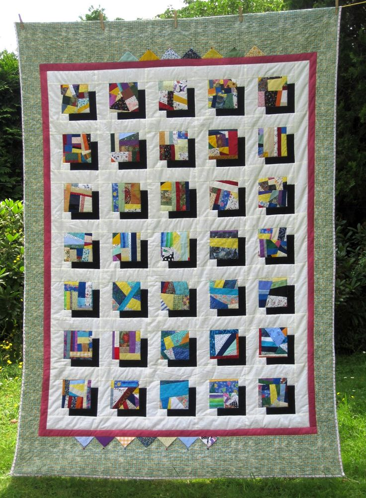 395 best Q: Sq in Sq/Stacked/framed/floating images on Pinterest ... : shadowed daisy quilt pattern free - Adamdwight.com