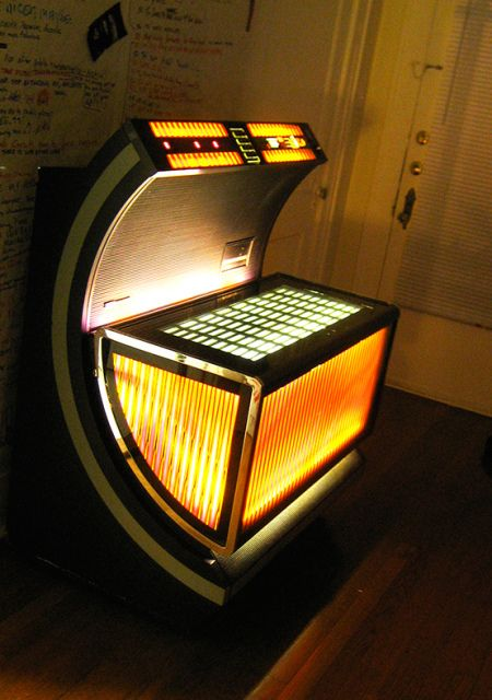 Nothing like a good jukebox...