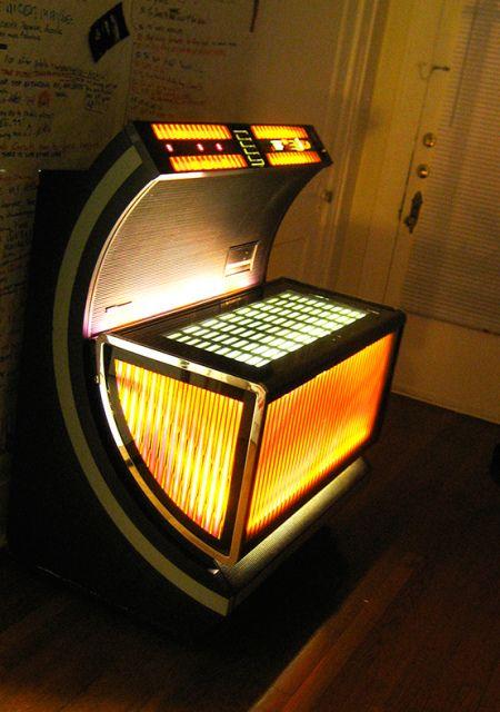 Nothing like a good jukebox...