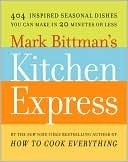 One of the best cookbooks EVER.  Super quick, super easy, super good food!