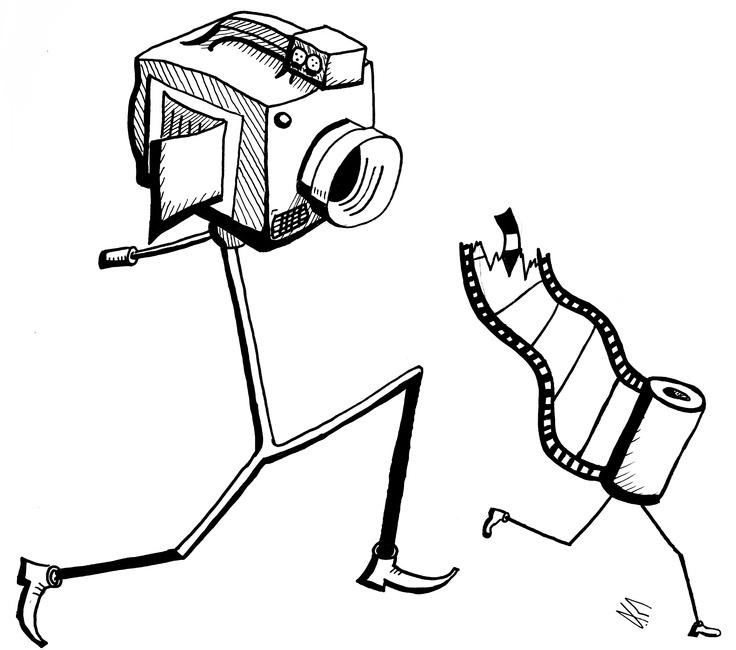 MOAI Run Camera Run