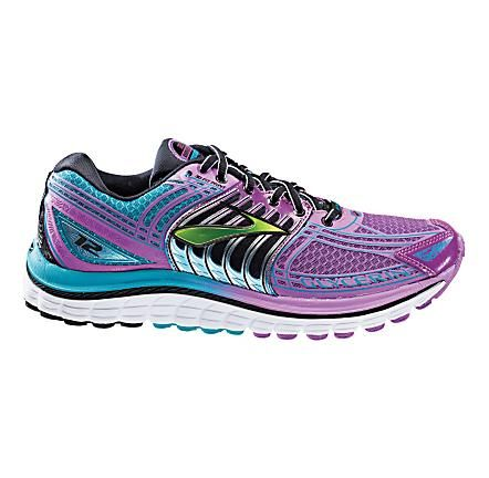 Womens Brooks Glycerin 12 Running shoe. Oh my gosh I just bought these and they are so amazing! Seriously better than the 11 and I thought that would be impossible!