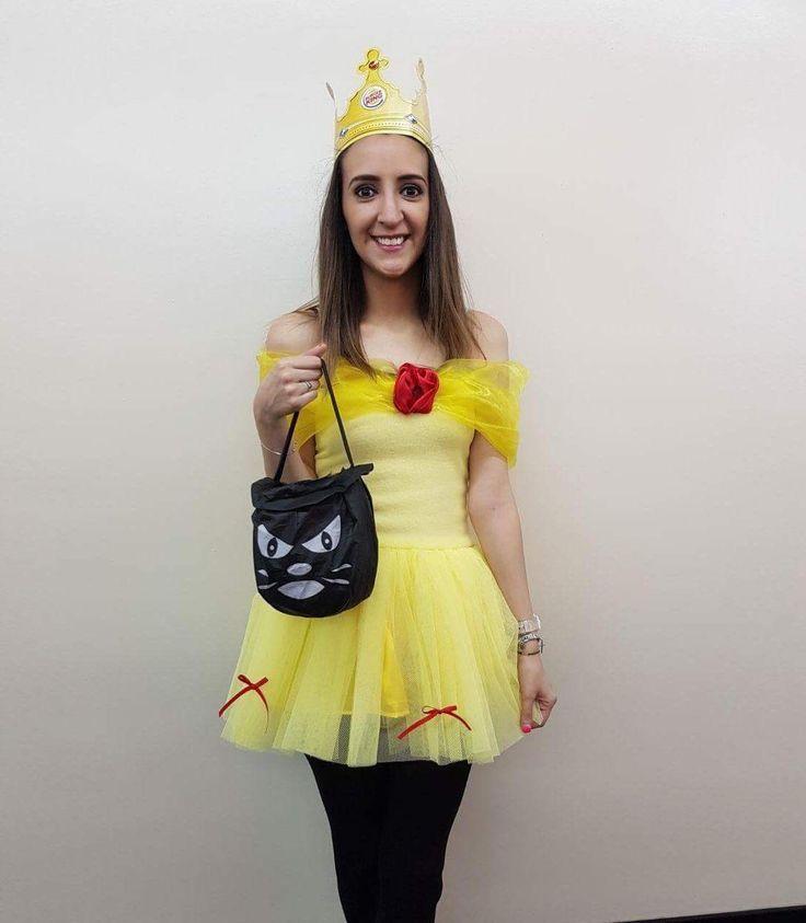 Belle tutu costume #halloween #princess #style #fashion #handmade #hausnizzagt #beautyandthebeast