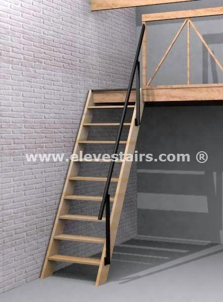 Best Image Result For Removable Stair Railing Escaleras De 400 x 300