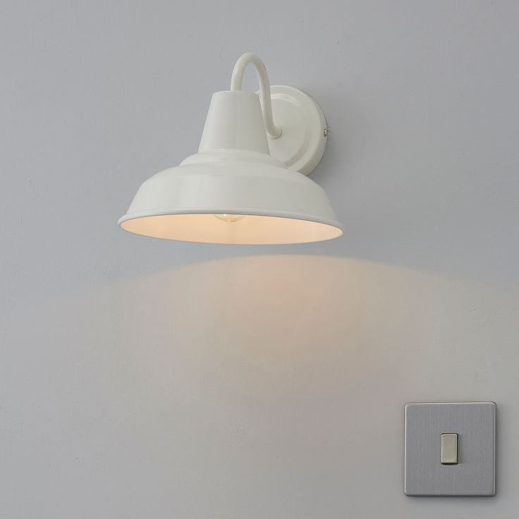 Tezz limestone gloss wall light
