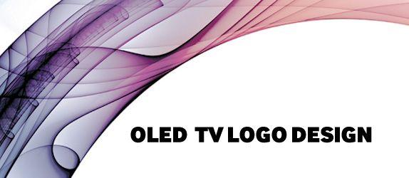 OLED TV LOGO DESIGN - 자유롭게 생동하며 스스로 빛과 색을 만드는 '자연'과 '생명'을 담은 OLED TV 로고 디자인