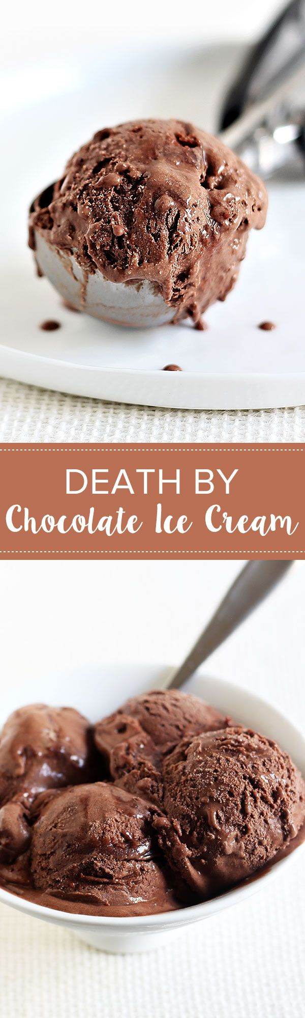 Every bite is a chocoholic's dream! BEST CHOCOLATE ICE CREAM!!