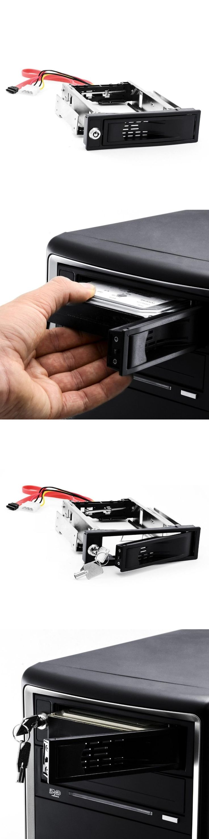 """3.5 """"caddy / SATA Mobile Rack