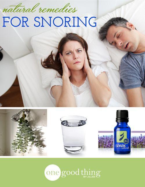 snoring-remedies