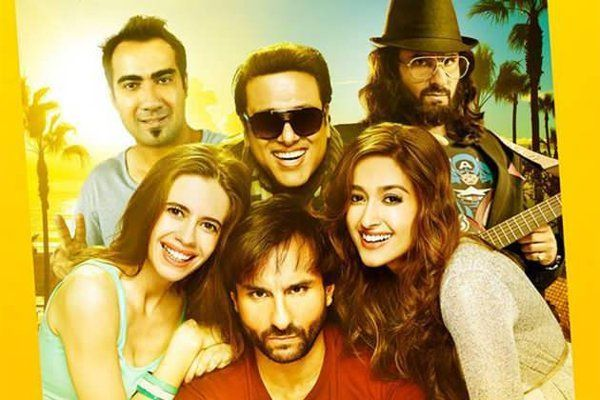 Movies Review: Happy Ending Saif making a joke about the age difference with his heroine or Govinda talking about how he was once the king of single-screen theatres or, elsewhere, where he identifies the ingredients to quickly dispense a love story with a Hollywoodish touch are definitely funny moments but they don't make the film entertaining.