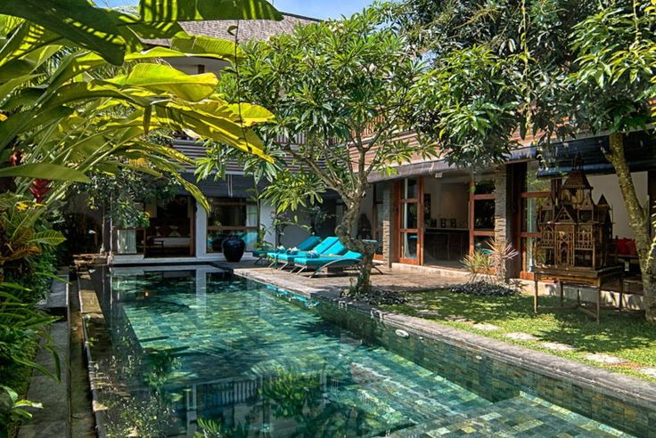 Check out this awesome listing on Airbnb: Amazing Amira Steps Frm Shops/Beach - Villas for Rent in Kuta