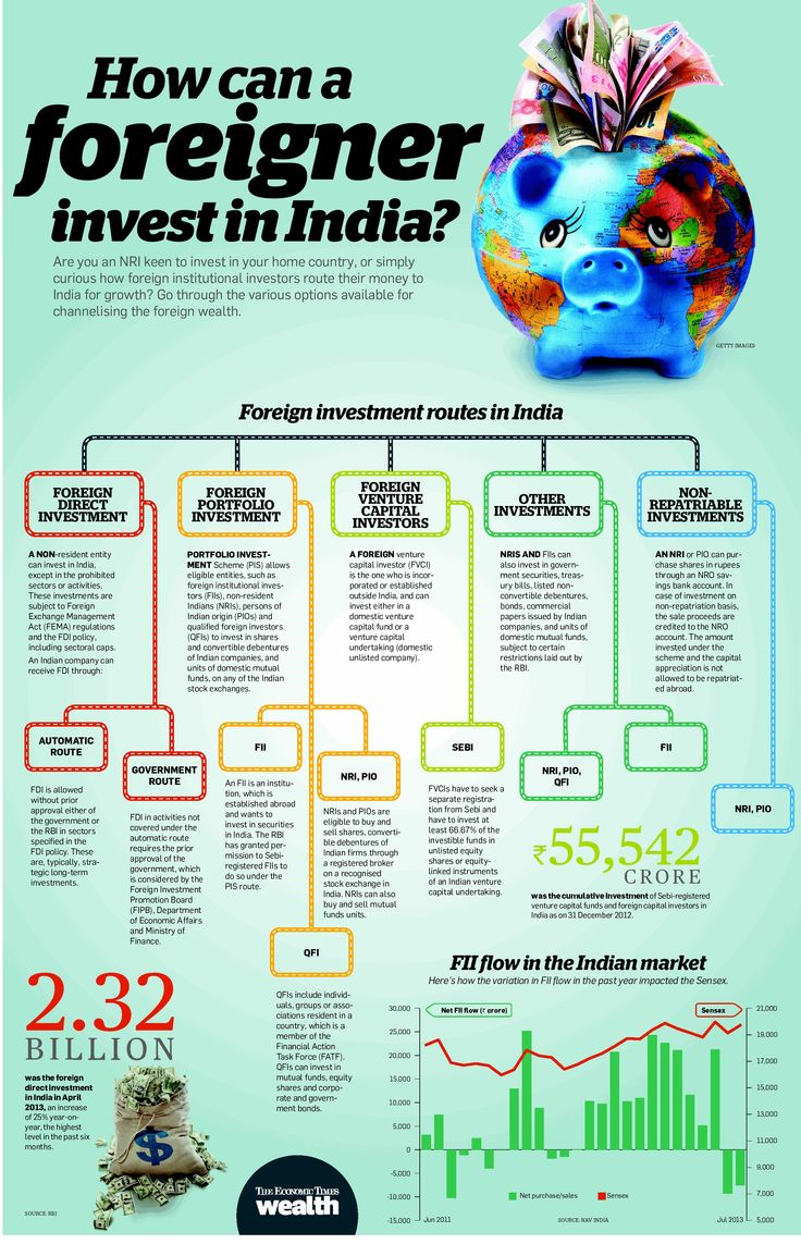 How can NRI's invest in India