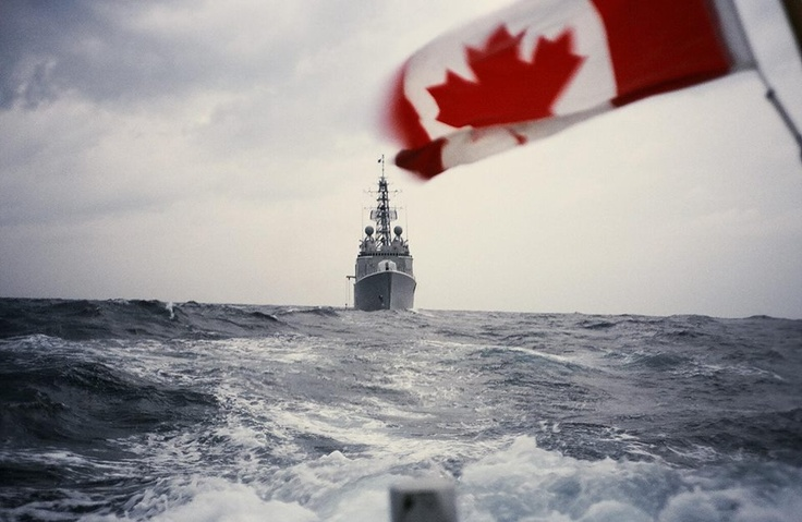 Photo share by Keven Thibodeau -Royal Canadian Navy/Marine Royale Canadienne