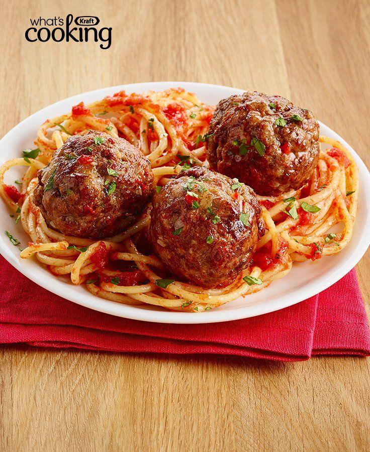 Nonna's Italian Meatballs #recipe