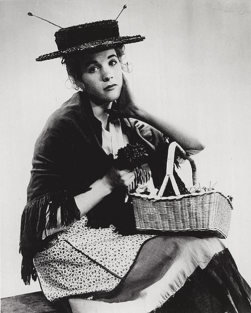 My first musical obsession. Julie Andrews in MY FAIR LADY #Broadway #Theater