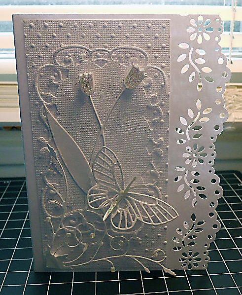 cartão white white