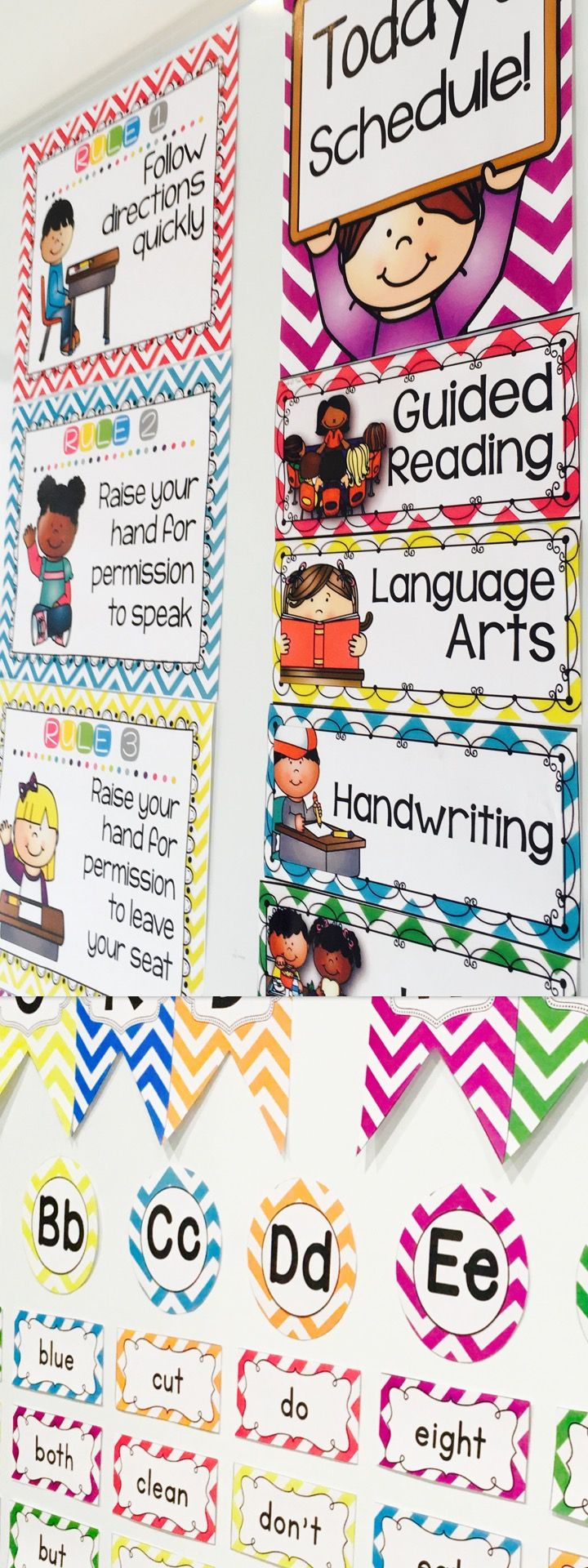 Classroom Decor Bundles : Best images about bulletin boards displays on