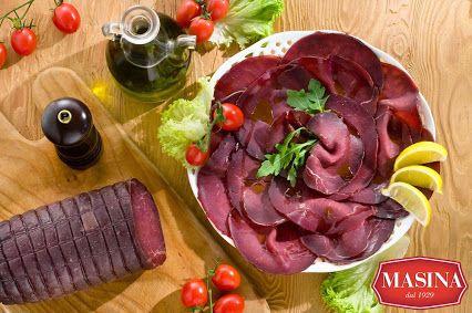 Masina dal 1929 | #Bresaola di #carne #equina