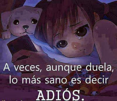 Aunque duela es mejor decir adios #amor #love #i_love_you #te_quiero #te_amo
