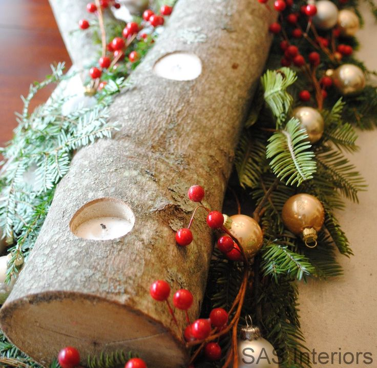 59 best images about aspen tree decor on pinterest trees for Christmas craft table decorations