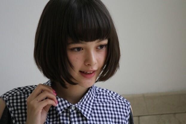 Tina Tamashiro (model)