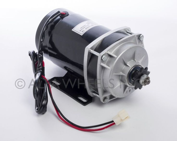 Details About 600w 36v Dc Electric Motor F Quad Go Kart