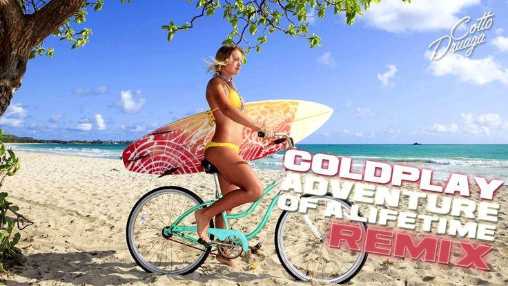 Coldplay - Adventure of a Lifetime (Cotto Druaga Remix)