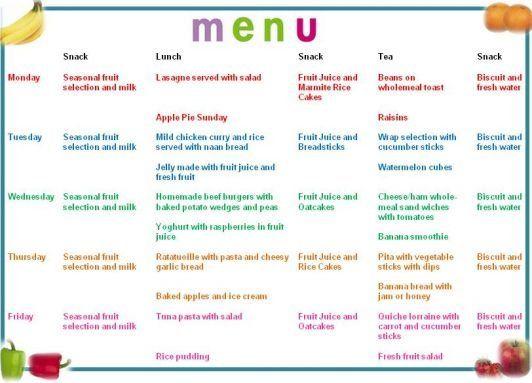 1500 mg sodium diet plan   Low sodium diet menu, Diet plan ...