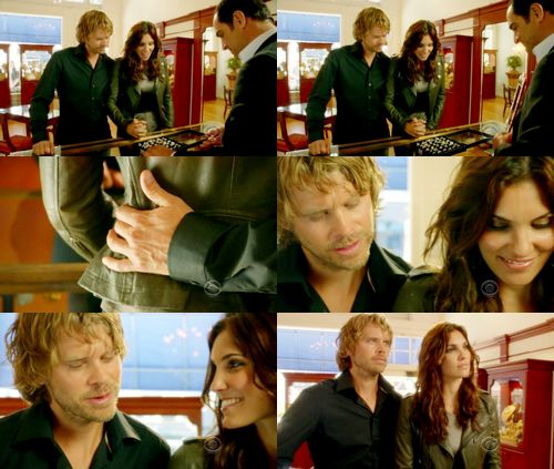 ncis la deeks and kensi meet