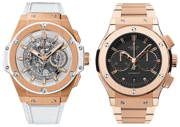 Hublot Uhren - Big Bang, Classic Fusion & Co. - Armbanduhren für Herren