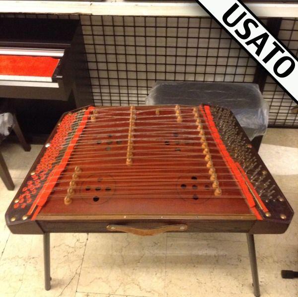 Cymbalum Usato.