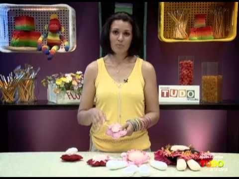 Tudo Artesanal | Novo Cenário e Novos Integrantes - Boneca Sorriso por Andréa Malheiros - 14 de Maio - YouTube