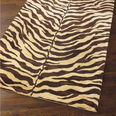 28 best images about painted floor cloth on pinterest for Zebra print flooring