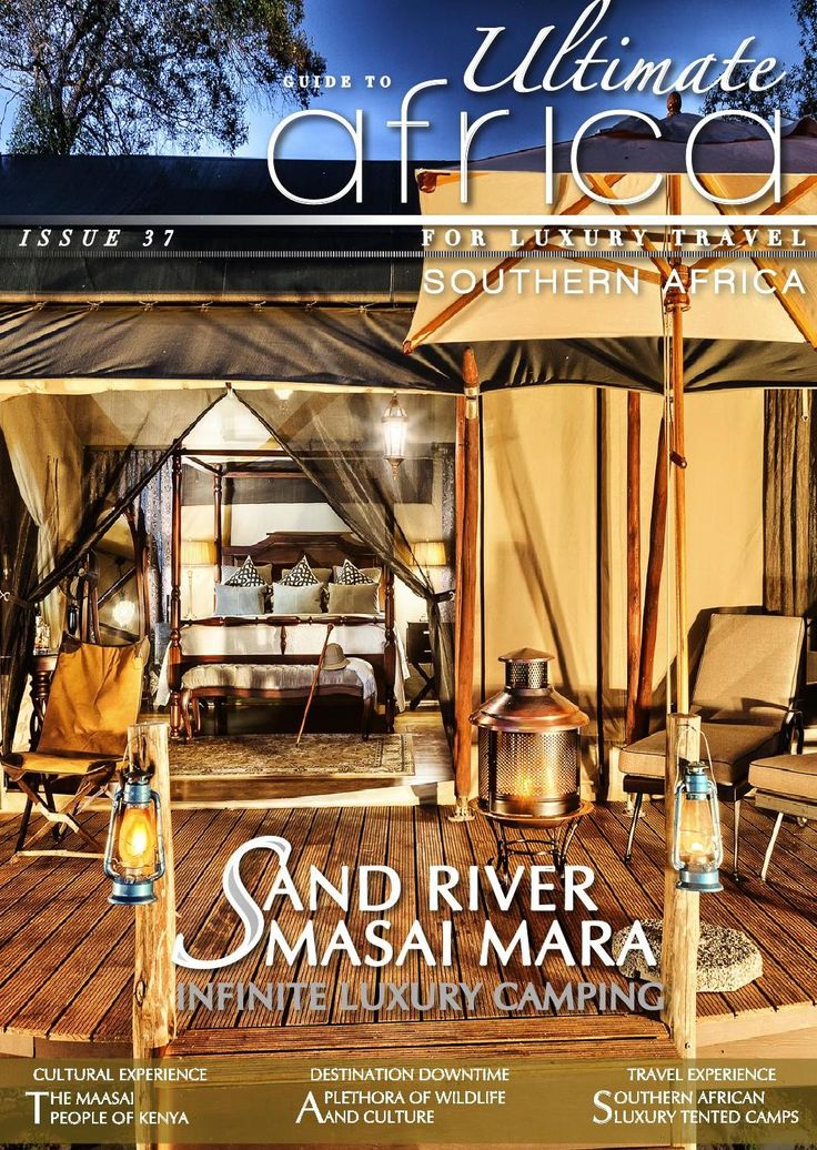 Ultimate Guide To Africa July 2015