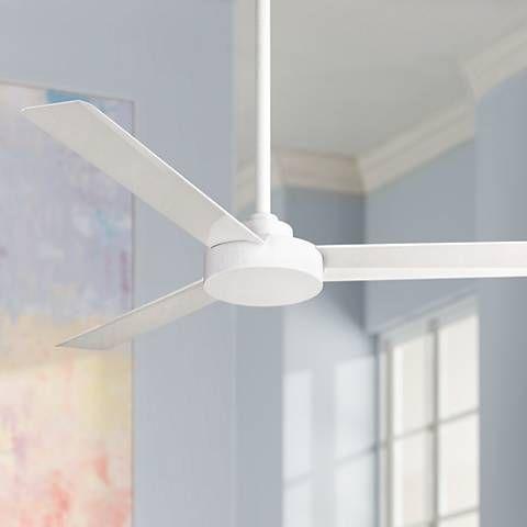 17 Best Ideas About White Ceiling Fan On Pinterest