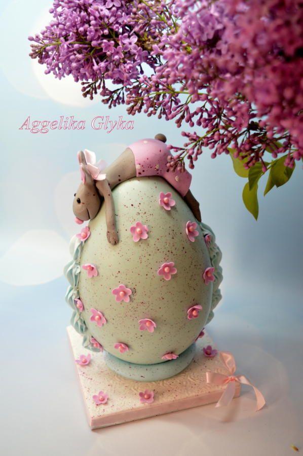 Easter egg  by Aggeliki Manta