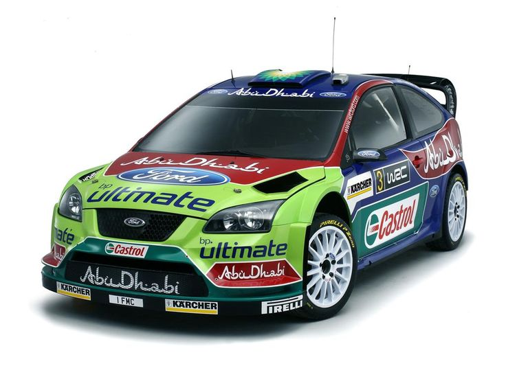 112 best Ford Focus WRC images on Pinterest | Ford focus, Rally car ...
