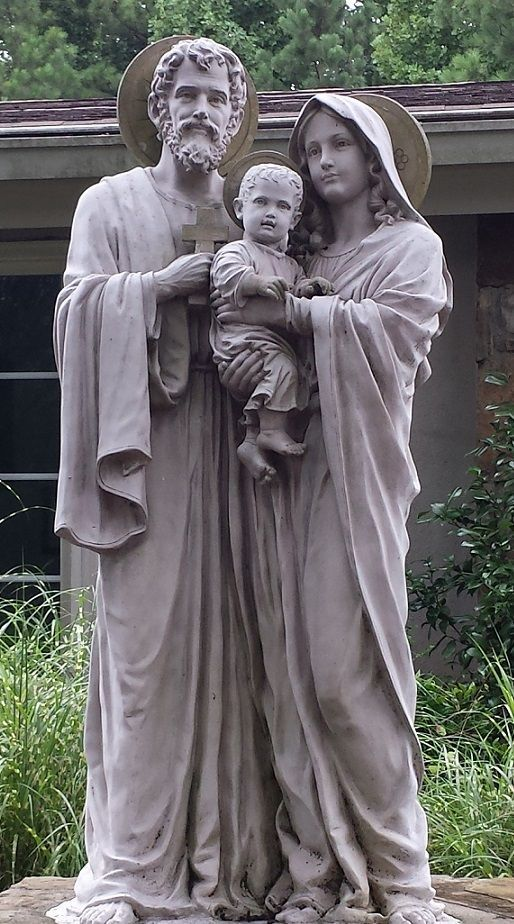 It is a beloved tradition for Catholics to foster devotion to the Holy Family.