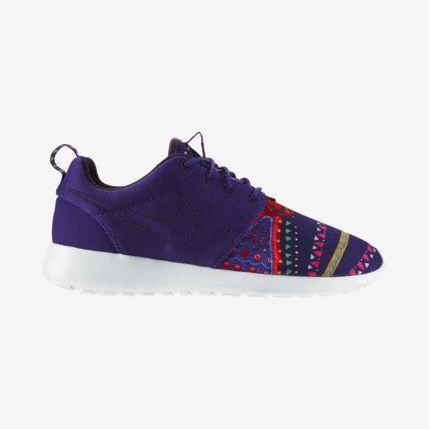 Nike Roshe Run Midnight Craftwork Women's Shoe