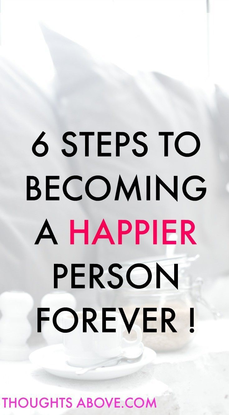How to be a happier person. Happiness starts within remember you're responsible for your own happiness. You are in control.You can either decide you want to be a happier person all the time or a grumpy person. How to be a happier person can be contributed by things you, say, think and so forth. So what if you changed some of the things you do and did them a little bit different.how to be happy