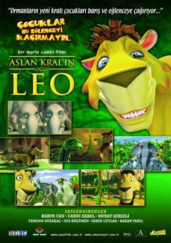 Dizi-Film İndir – Aslan Kral'ın Oğlu Leo 2013 Tr Dublaj İndir Yada Online İzle